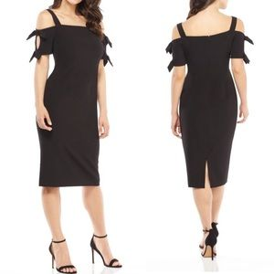 Maggy London Stacy Midi dress
